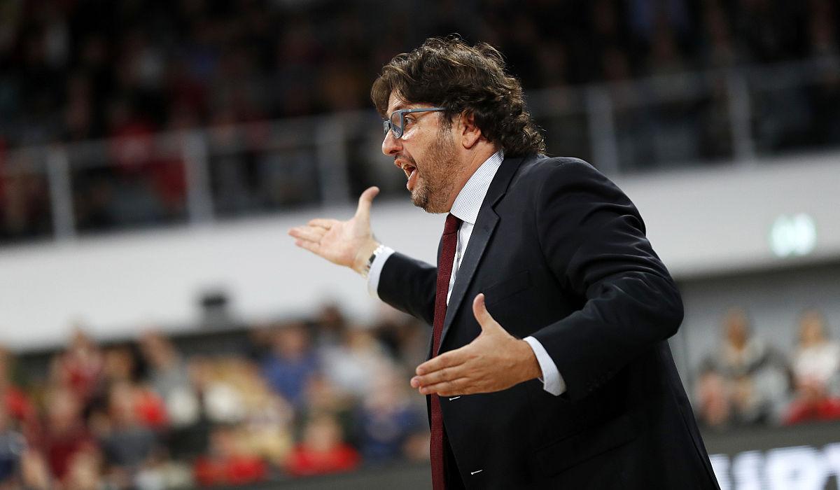 le coach Italien prend la succèssion de Nenad Canak