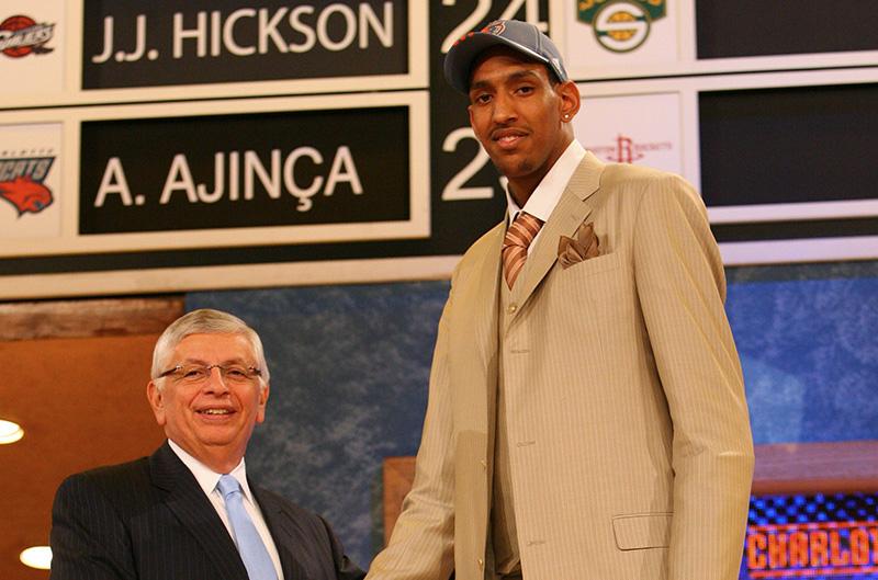 Alexis Ajinça drafté par les Charlotte Bobcats