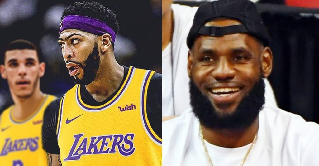 Anthony Davis chez les Lakers ?