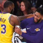 NBA – LeBron James s'exprime pour la première fois sur la rumeur Anthony Davis