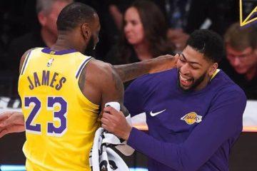Anthony Davis avec LeBron chez les Lakers ?