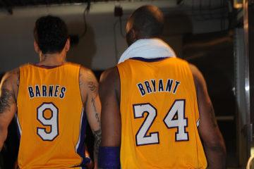 Matt Barnes Kobe Bryant