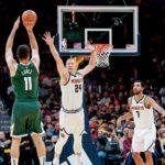 NBA – L'incroyable comparaison entre Brook Lopez et Klay Thompson