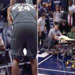 NBA – Terrible blessure pour Caris LeVert