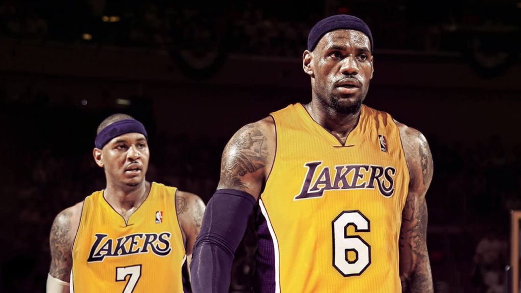 Carmelo Anthony aux Lakers ?