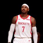 NBA – Carmelo Anthony et Houston, c'est terminé
