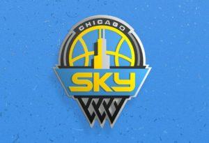 WNBA – Le Chicago Sky dévoile ses nouveaux logos