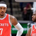 NBA – Carmelo Anthony avait alerté Chris Paul sur les Rockets