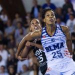 Coupe de France (F) – Une affiche ASVEL-BLMA pour les 8èmes de finale