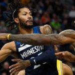 NBA – LeBron James rend un superbe hommage à Derrick Rose