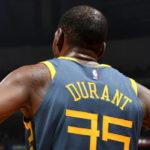 NBA – Selon un joueur des Warriors, Kevin Durant ne peut pas rester