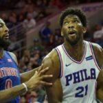NBA – La vidéo virale entre Joel Embiid et Andre Drummond
