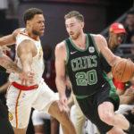 NBA – Gordon Hayward avoue parfois être «perdu» sur le parquet