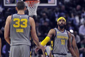 NBA – Programme de la nuit (18/11) : Grizzlies @ Wolves dès 21h30 en France !