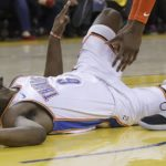 NBA – L'impressionnante blessure d'Hamidou Diallo
