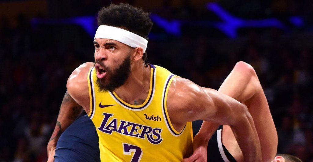 JaVale McGee aux Lakers sur demande de LeBron