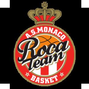 Logo de l'AS Monaco Basket en Jeep Elite