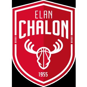 Logo de l'Elan Chalon en Jeep Elite