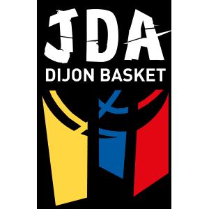 Logo de la JDA Dijon en Jeep Elite
