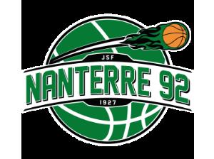 Logo du Nanterre 92 en Jeep Elite