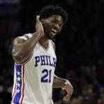 NBA – Pourquoi Joel Embiid a disparu des réseaux sociaux