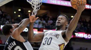 NBA – Julius Randle déjà courtisé à l'Est