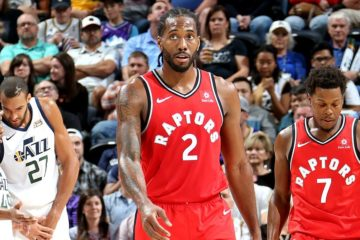 Les Raptors viennent défier les Lakers