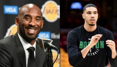 NBA – Jayson Tatum surprend les fans avec son idée pour honorer Kobe