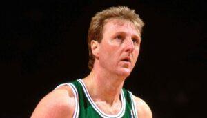 NBA – La méthode psychopathe d'un rookie pour se venger de Larry Bird