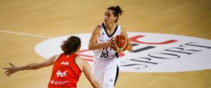LFB – Lyon ASVEL : Lidija Turcinovic met un terme à sa saison