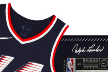 Le maillot City Edition des Clippers