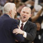 NBA – La déclaration pleine d'insolence du coach des Nuggets