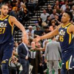 NBA – Revirement de situation dans la relation Gobert/Mitchell