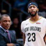 NBA – Alvin Gentry tacle Anthony Davis et évoque l'avenir