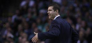 NBA – Brad Stevens déplore le manque de solidité de Boston