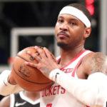 NBA – Les tweets énigmatiques de Carmelo Anthony