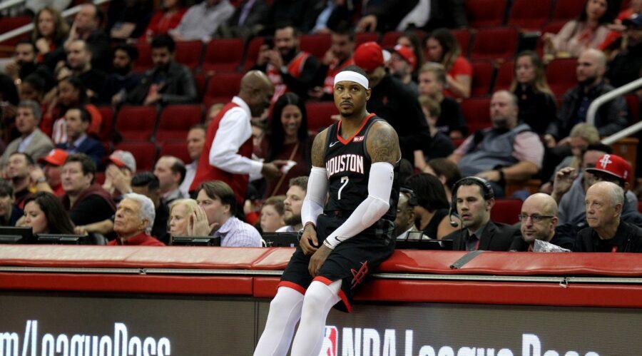Coupé par les Rockets il y a peu, Carmelo Anthony devrait bien faire son retour en NBA avec une nouvelle franchise