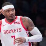 NBA – Et si Carmelo rejoignait finalement les 76ers ?