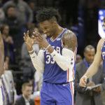 NBA – Joel Embiid touché par les départs de Saric et Covington