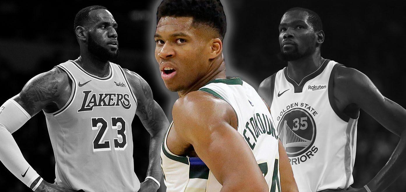 Pour Doc Rivers c'est claire et net, Giannis Antetokounmpo est aussi dure à défendre que LeBron James et Kevin Durant