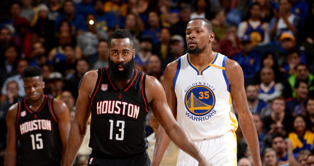 Les Rockets et les Warriors vont s'affronter pour la première fois cette saison aux bons souvenirs des finales de conférence de la saison passée