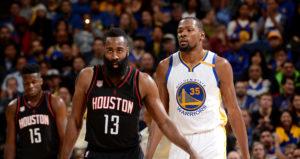 NBA – Programme de la nuit (15/11) : Warriors @ Rockets, un remake des Finales