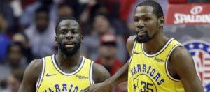 NBA – Kevin Durant réagit enfin à son altercation avec Draymond Green