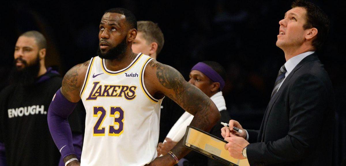 Après la défaite des Lakers face au Magic, LeBron James a pointé du doigt le manque d'intérêt de certains Lakers sur le parquet