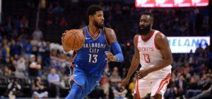 NBA – Programme de la nuit (08/11) : Les Rockets doivent confirmer face au Thunder