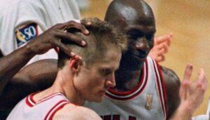 NBA – Steve Kerr : «J'ai déjà botté le cul de Michael Jordan»