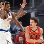 NBA – Vidéo : Comment Frank Ntilikina a éteint Trae Young