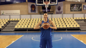 LFB – Olesia Malashenko débarque à Lattes-Montpellier