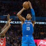 NBA – Sans Westbrook, Oklahoma City met Houston à terre !