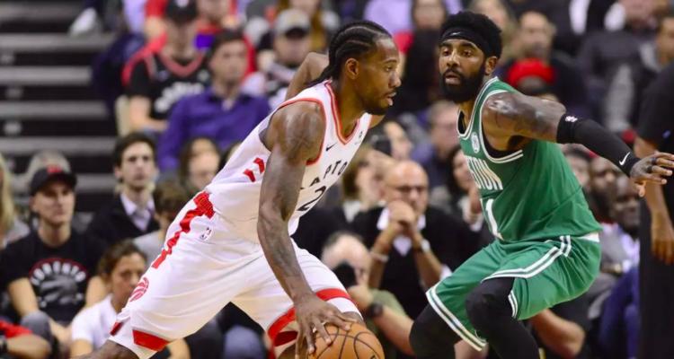 Les Raptors se rendent chez les Celtics